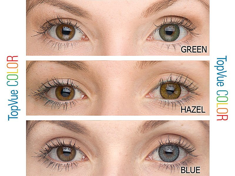 what color is hazel exactly