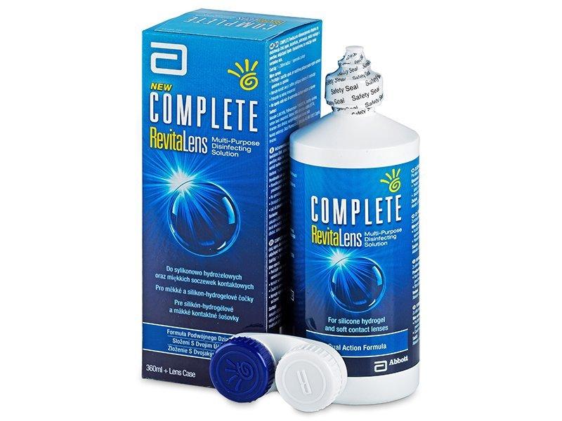 Roztok Complete RevitaLens 360ml  - Čistící roztok - Abbott Medical Optics