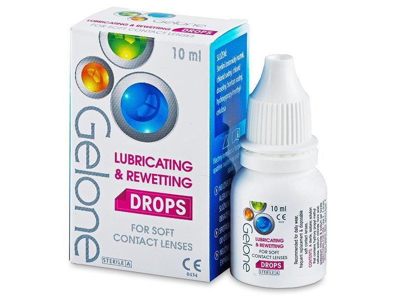 Oční kapky Gelone 10ml  - Oční kapky - Stericon Pharma