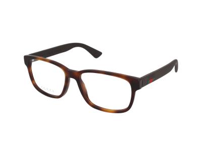 Brýlové obroučky Gucci GG0011O-006