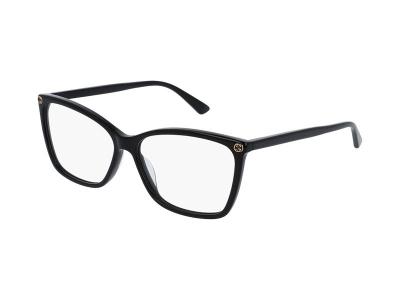 Brýlové obroučky Gucci GG0025O 001