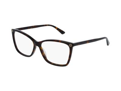 Brýlové obroučky Gucci GG0025O 002