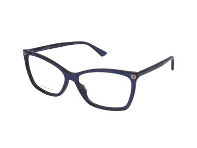 Brýlové obroučky Gucci GG0025O-005