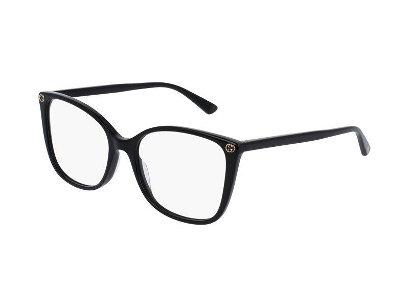 Brýlové obroučky Gucci GG0026O-001