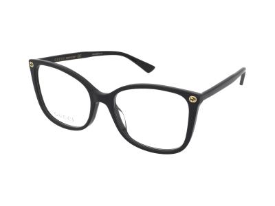 Brýlové obroučky Gucci GG0026O 001