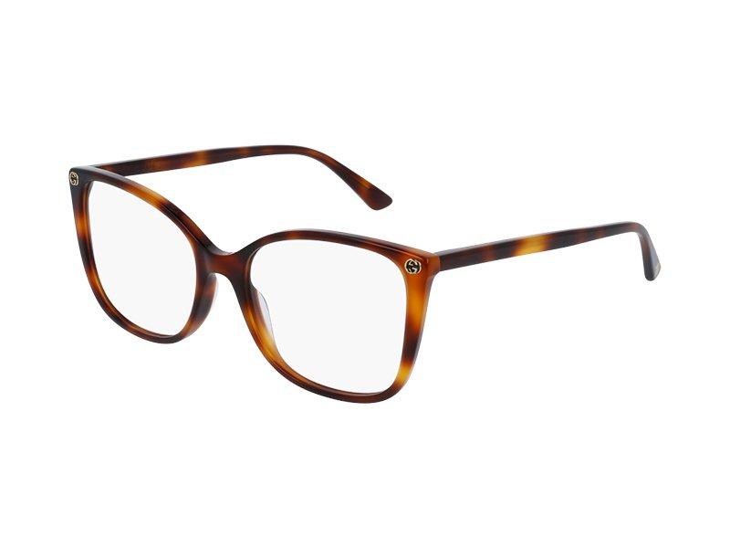 Brýlové obroučky Gucci GG0026O-002