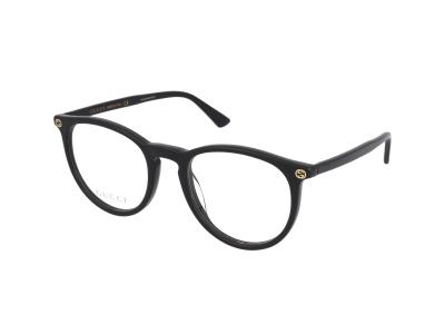 Brýlové obroučky Gucci GG0027O 001