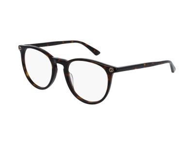 Brýlové obroučky Gucci GG0027O-002