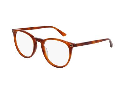 Brýlové obroučky Gucci GG0027O 003