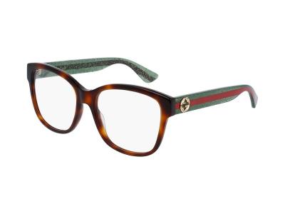 Brýlové obroučky Gucci GG0038O-002