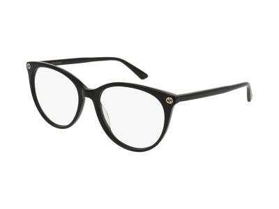 Brýlové obroučky Gucci GG0093O-001