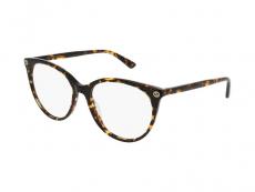 Oválné brýlové obroučky - Gucci GG0093O-002