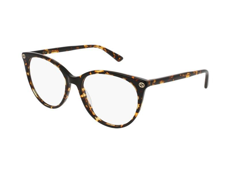 Brýlové obroučky Gucci GG0093O-002