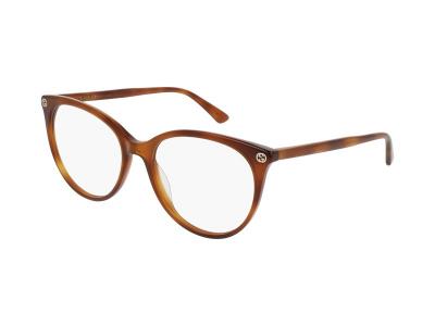 Brýlové obroučky Gucci GG0093O-003