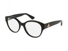 Kulaté brýlové obroučky - Gucci GG0099O-001