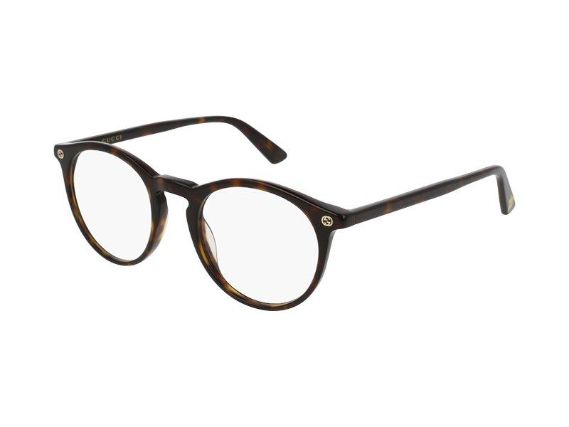 Brýlové obroučky Gucci GG0121O-002