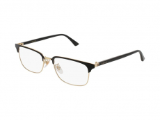 Dioptrické brýle Gucci - Gucci GG0131O-001