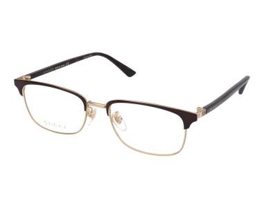 Brýlové obroučky Gucci GG0131O-002