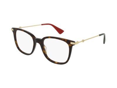 Brýlové obroučky Gucci GG0110O-002
