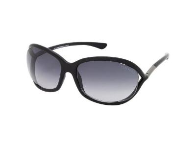 Sluneční brýle Tom Ford Jennifer FT0008 01B