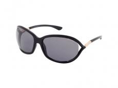 Sluneční brýle Tom Ford - Tom Ford JENNIFER FT0008 01D