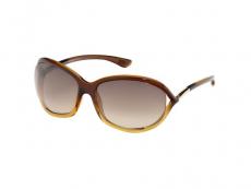 Sluneční brýle Tom Ford - Tom Ford JENNIFER FT0008 50F