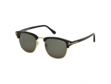 Sluneční brýle Clubmaster - Tom Ford HENRY FT0248 05N