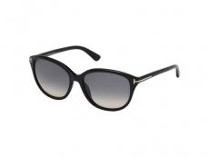 Sluneční brýle Tom Ford - Tom Ford KARMEN FT0329 01B