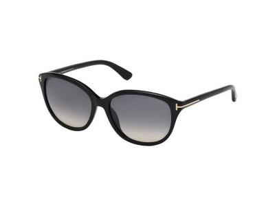 Sluneční brýle Tom Ford Karmen FT0329 01B