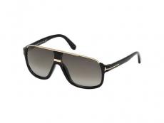 Sluneční brýle Tom Ford - Tom Ford ELLIOT FT0335 01P