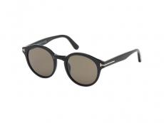 Sluneční brýle Tom Ford - Tom Ford LUCHO FT0400 01J