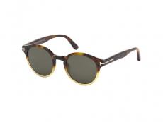 Sluneční brýle Tom Ford - Tom Ford LUCHO FT0400 58N