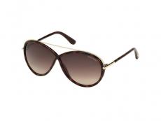 Sluneční brýle Tom Ford - Tom Ford TAMARA FT0454 52K