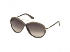 Sluneční brýle Oválné - Tom Ford Tamara FT0454 59K