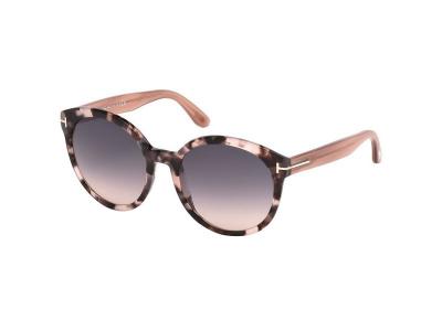 Sluneční brýle Tom Ford Philippa FT0503 56B