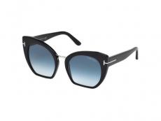 Sluneční brýle Tom Ford - Tom Ford SAMANTHA FT0553 01W