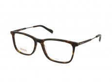 Čtvercové brýlové obroučky - Boss Orange BO 0307 086