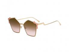 Sluneční brýle Fendi - Fendi FF 0261/S 000/53