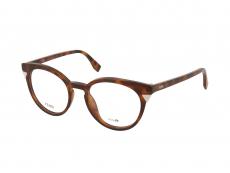 Dioptrické brýle Cat Eye - Fendi FF 0127 MQL
