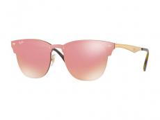 Sluneční brýle Clubmaster - Ray-Ban BLAZE Clubmaster RB3576N 043/E4