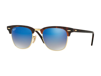 Sluneční brýle Ray-Ban Clubmaster Flash Lenses RB3016 990/7Q