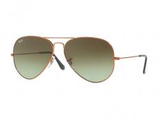 Sluneční brýle Aviator - Ray-Ban AVIATOR LARGE METAL II RB3026 9002A6