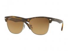 Sluneční brýle Browline - Ray-Ban Clubmaster Oversized Classic RB4175 878/M2