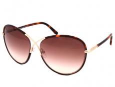 Sluneční brýle Tom Ford - Tom Ford ROSIE FT0344 56F