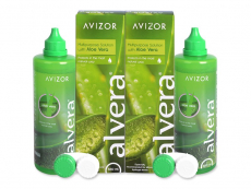 Výhodné balíčky roztoků - Roztok Alvera 2 x 350 ml