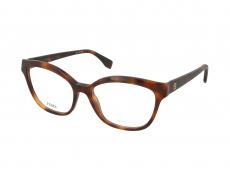 Oválné brýlové obroučky - Fendi FF 0044 05L