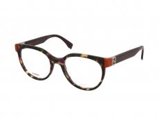 Kulaté brýlové obroučky - Fendi FF 0131 MFX