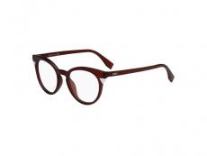 Kulaté brýlové obroučky - Fendi FF 0127 MQN