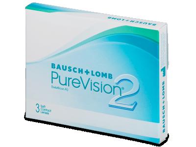 PureVision 2 (3čočky)