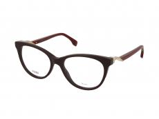Dioptrické brýle Fendi - Fendi FF 0201 5BR